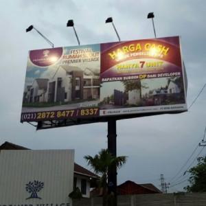 Billboard Terpasang