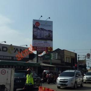 contoh billboard 4m x 6m Vertical