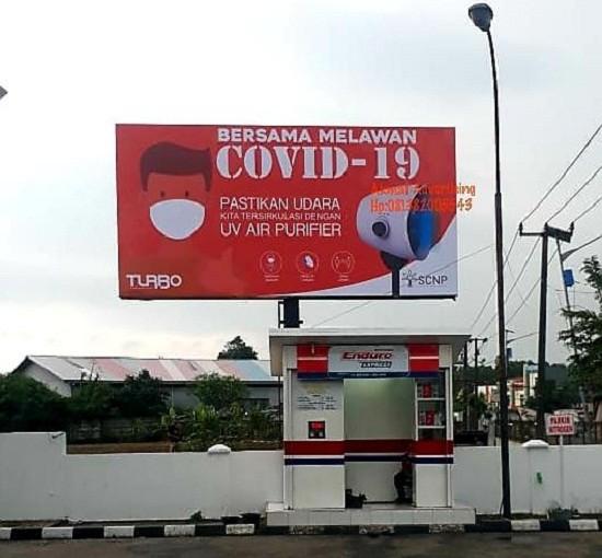 Jasa Pemasangan Billboard di Cikampek