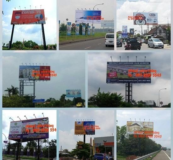 jasa Pemasangan Billboard di Sukabumi