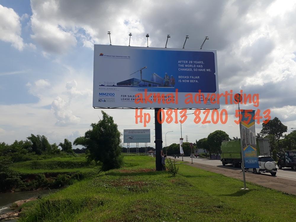 BILLBOARD UKURAN 6M X 12M