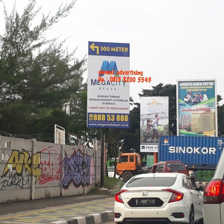 pemasangan billboard di bekasi