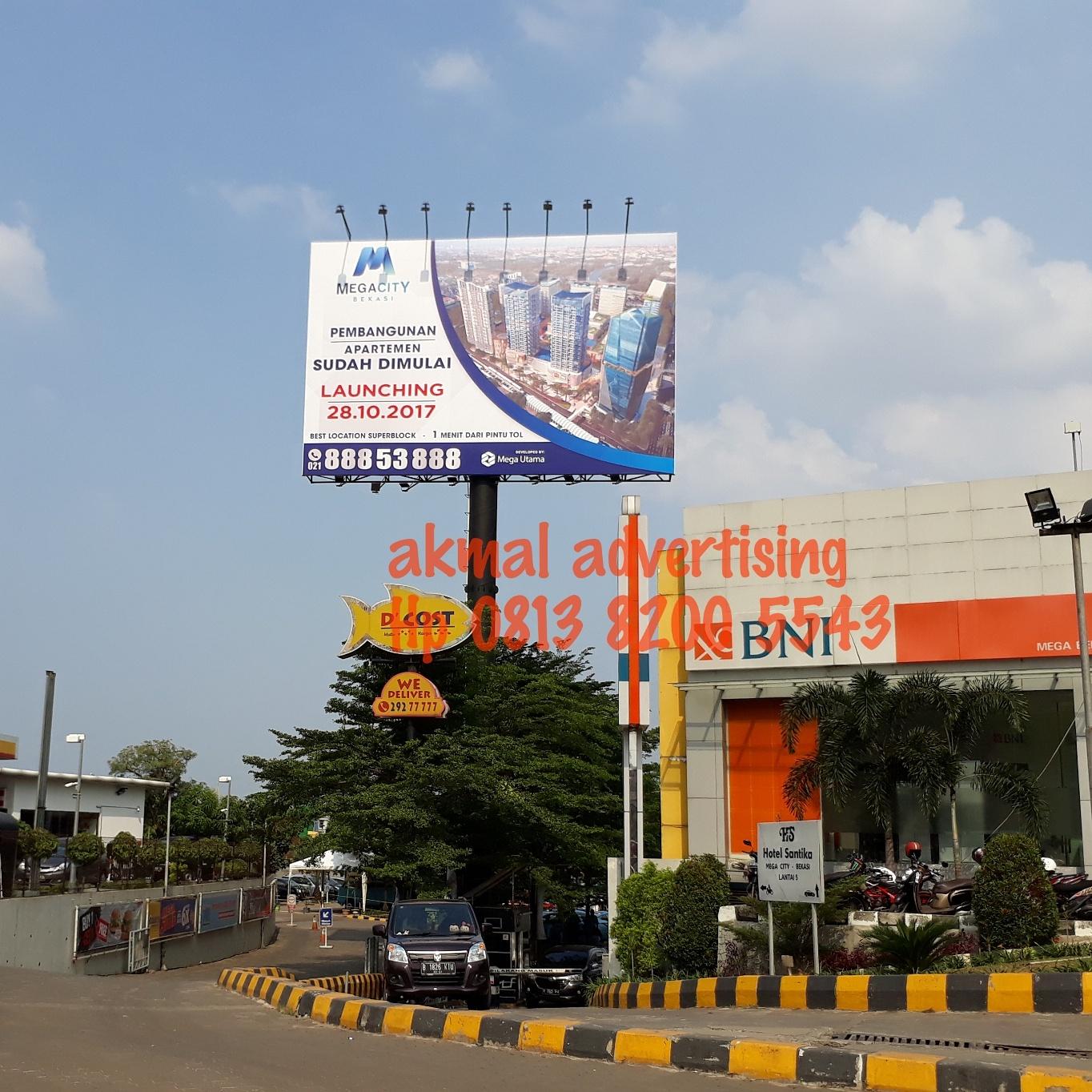 jasa billboard bekasi