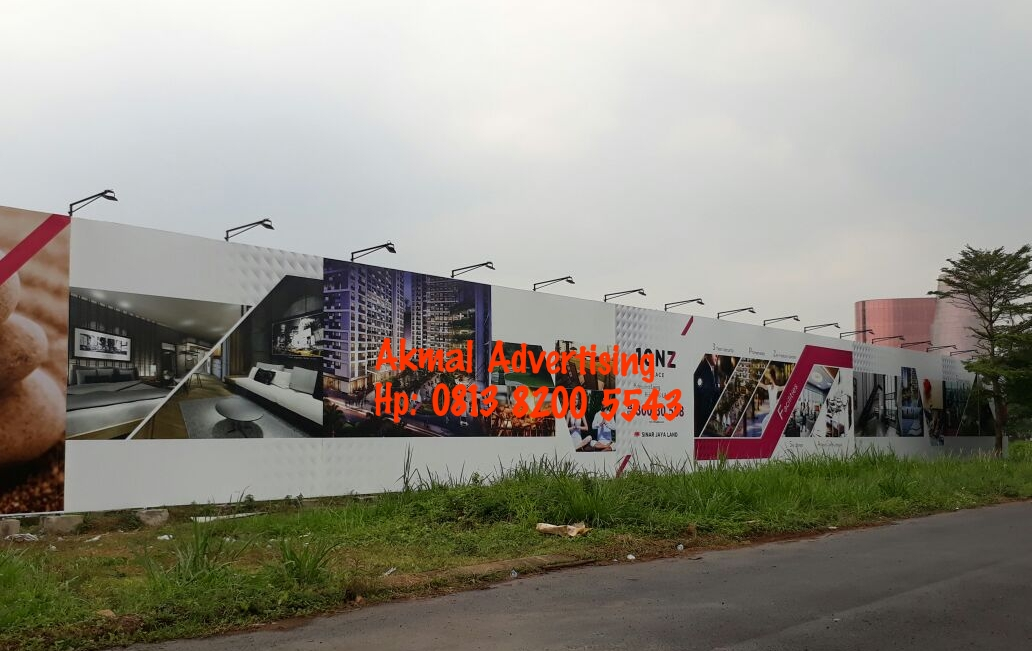 jasa pembuatan & pemasangan billboard di bekasi