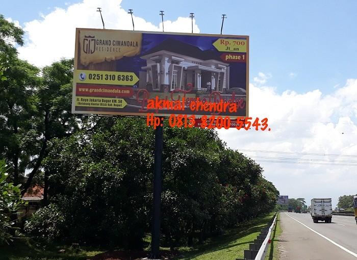 Jasa Pemasangan Pembuatan Billboard di Bekasi