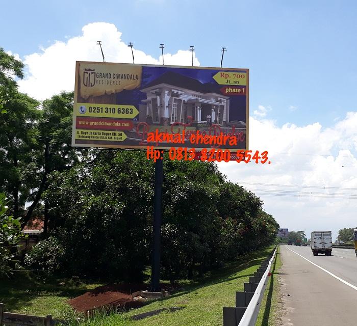 jasa pembuatan billboard di bekasi
