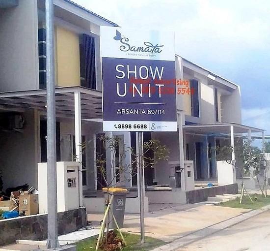 Jasa Pembuatan Signage di Bekasi