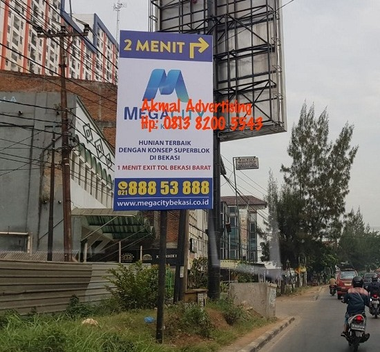 Jasa Signboard di Bekasi