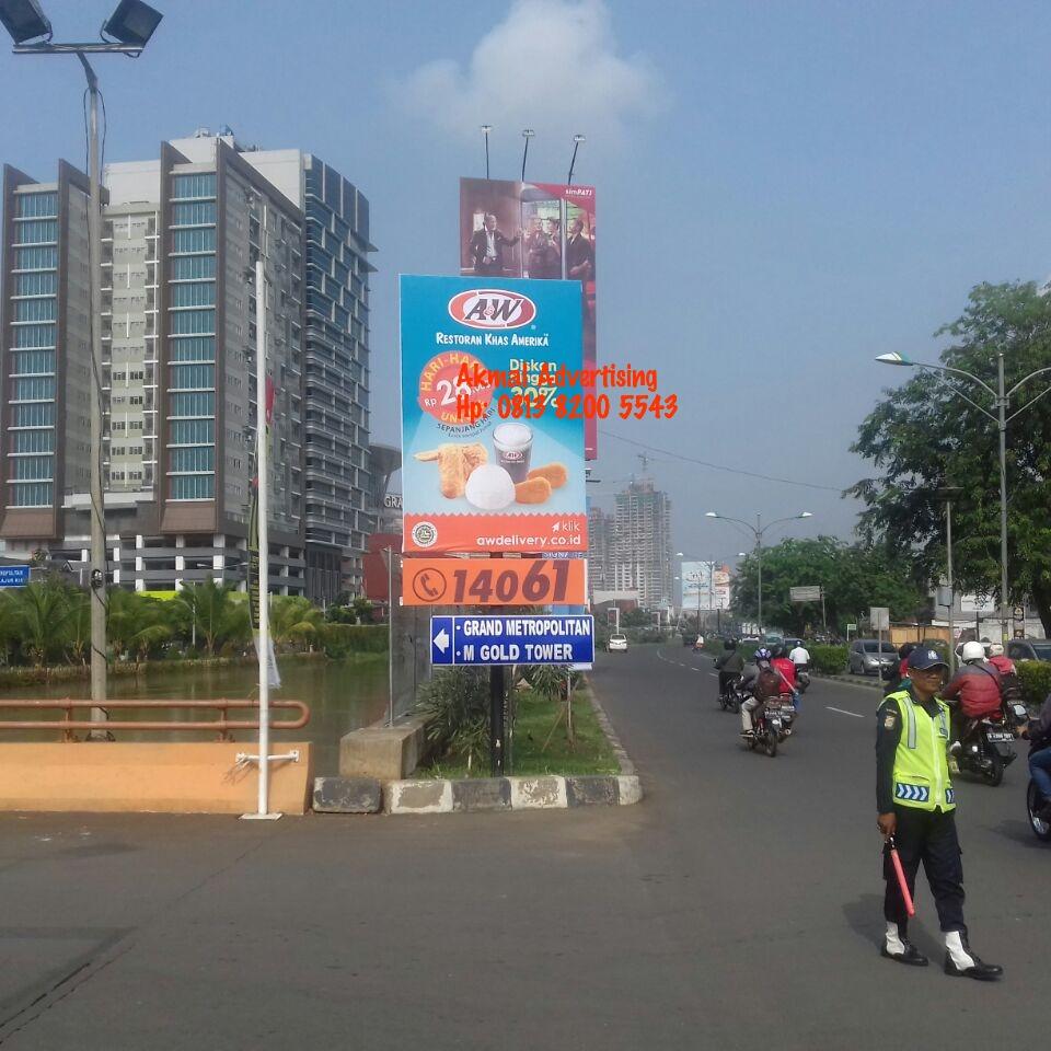 jjasa pemasangan billboard di bekasi