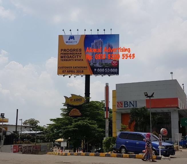 jasa pembuatan billboard di kota bekasi