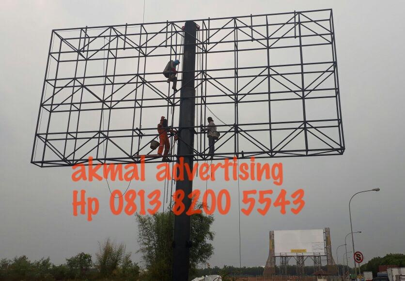 jasa pemasangan billboard di bekasii