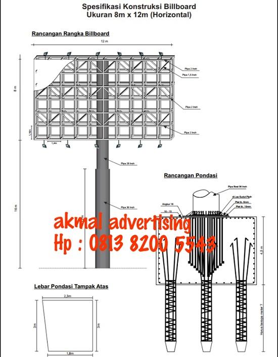 pembuatan billboard di kota bekasi
