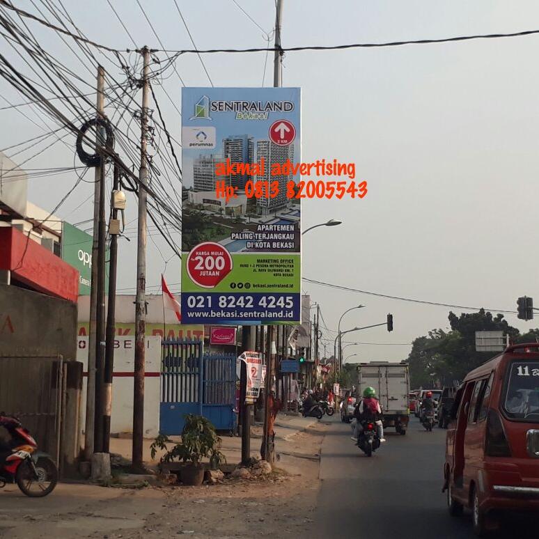 jasa pembuatan pemasangan billboard di karawang