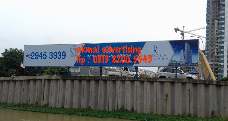 pembuatan pemasangan billboard di cikarang
