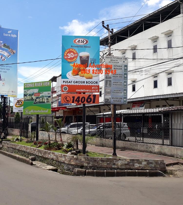 jasa pemasangan billboard bekasi