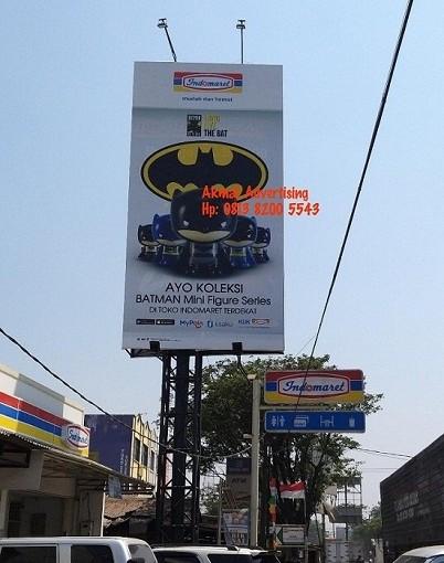 Jasa Pemasangan Billboard di Cikarang Timur