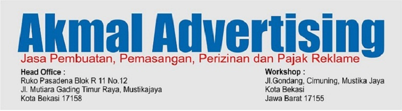 Jasa Pemasangan Billboard , Signboard , Baliho , di Bekasi