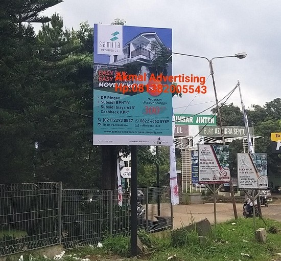 Jasa Pemasangan Signboard di Bogor
