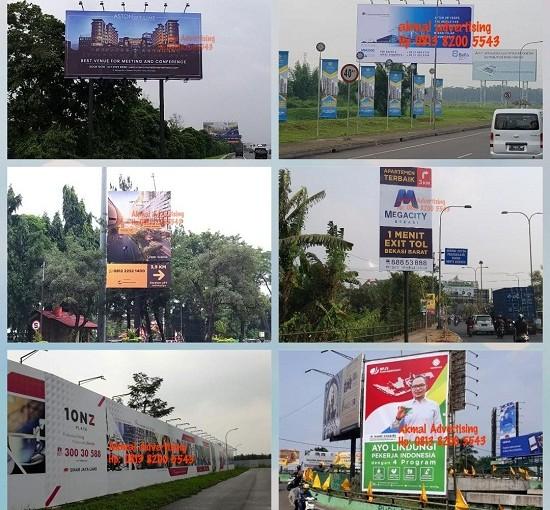 Jasa Pemasangan Reklame di Cikampek