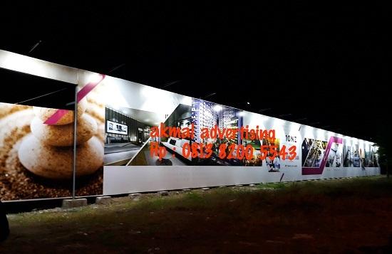 Jasa-produksi-hoarding-pagar-di-cikampek