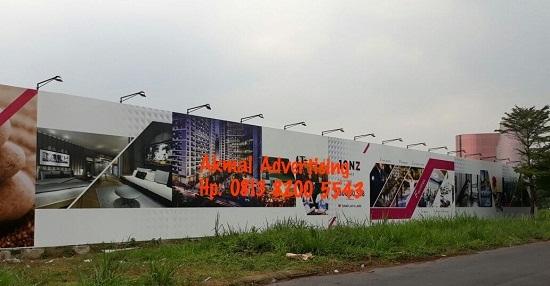 Jasa-produksi-hoarding-pagar-di-karawang