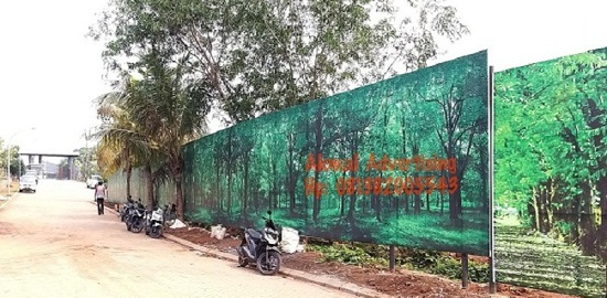 Jasa-produksi-hoarding-pagar