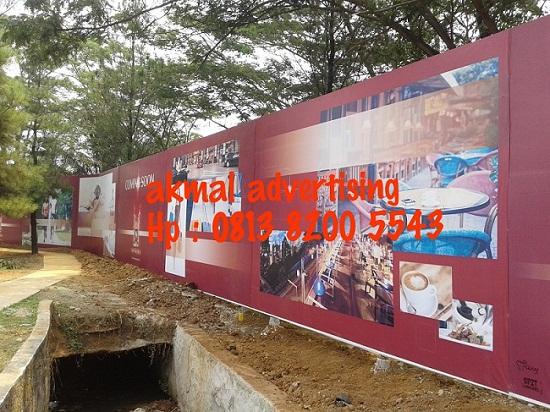 Produksi-hoarding-pagar-karawang