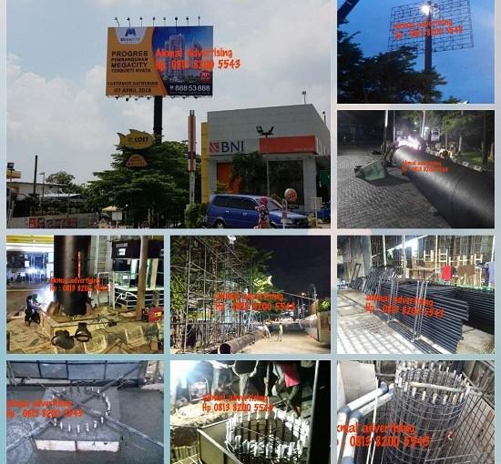 Jasa Pembuatan Pemasangan Billboard di Bogor