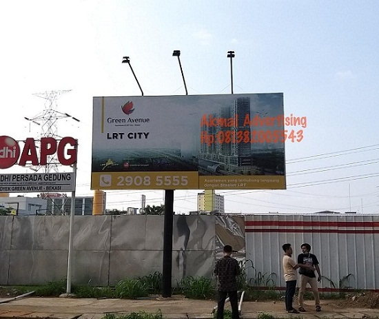 Pemasangan-pembuatan-billboard-di-karawang