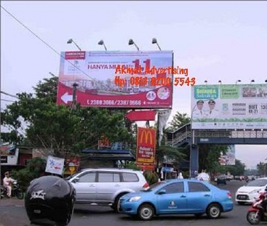 Jasa Pasang Billboard di Banten
