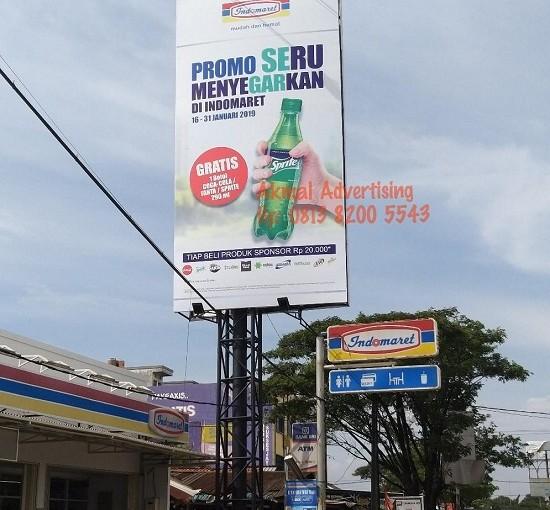 Jasa Pasang Billboard di Bandung
