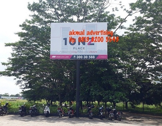 Jasa Pembuatan Pemasangan Billboard di Cianjur