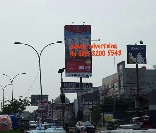 Jasa Pembuatan Pemasangan Billboard di Tangerang Selatan