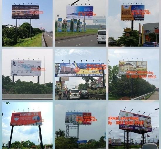 Jasa Pasang Billboard di Serang