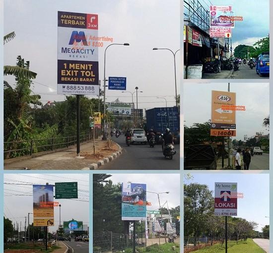 Jasa Pasang Signboard di Cikarang