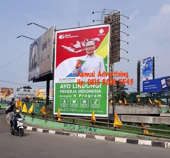 Jasa Pemasangan Baliho di Bekasi