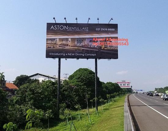 Jasa Pemasangan Billboard di Tol Jagorawi