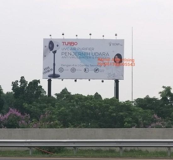 Jasa Pemasangan Billboard di Tol Jakarta Cikampek