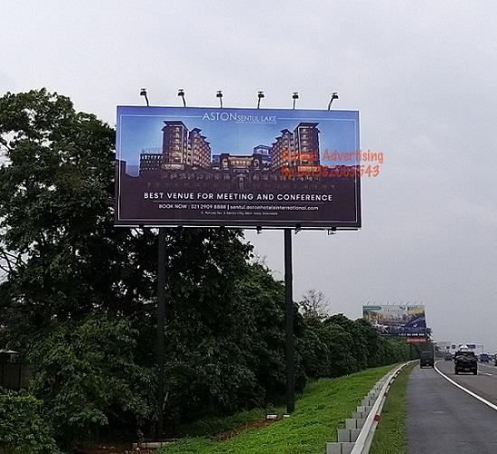 Jasa Pembuatan Billboard di Tol