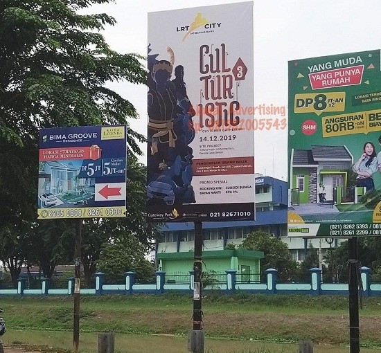 Jasa Pemasangan Signboard di Bekasi Kota