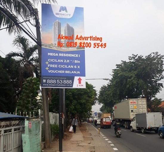 Jasa Pemasangan Signboard di Bekasi
