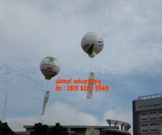 Jasa Pemasangan Balon Udara di Karawang