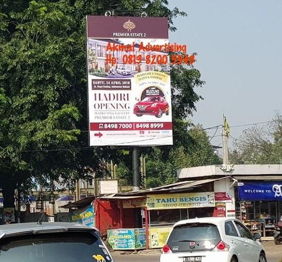 Jasa Pemasangan Billboard di Jati Asih Bekasi