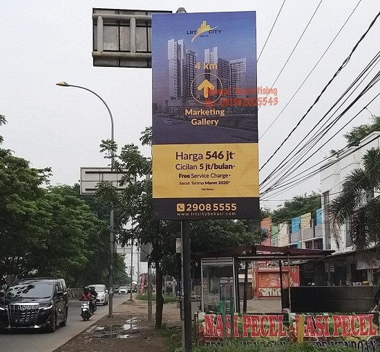 Jasa Pemasangan Signboard di Bekasi Kabupaten